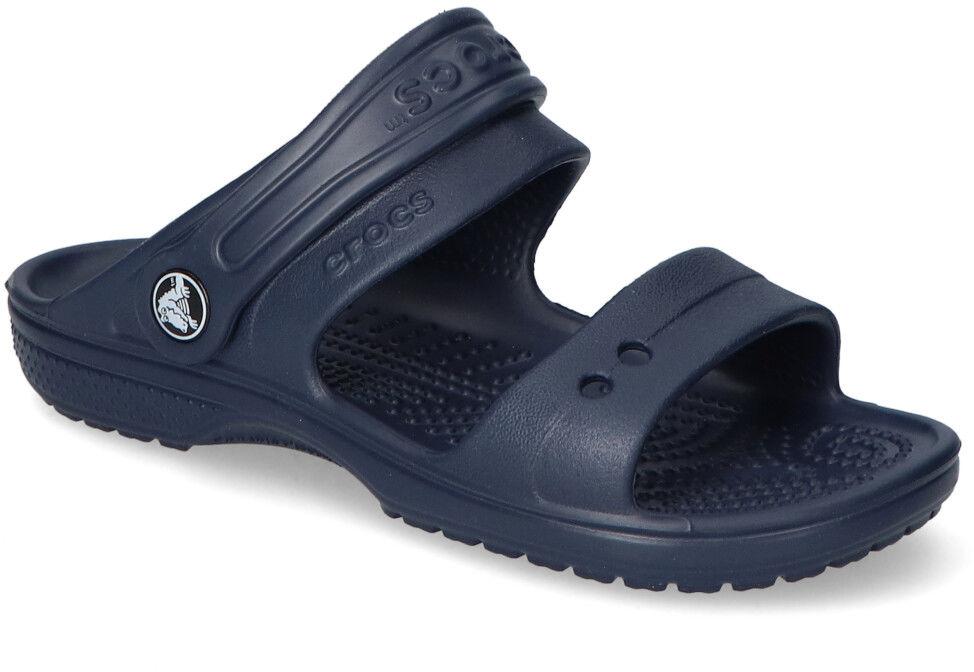 Sandały Crocs CLASSIC SANDAL K 200448-410 Granatowe
