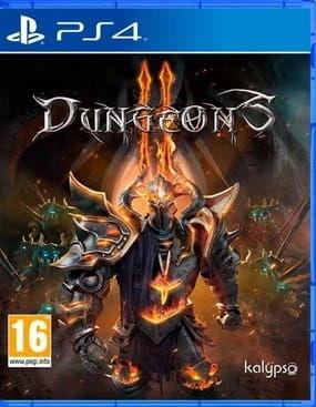 Dungeons II PS4 Używana