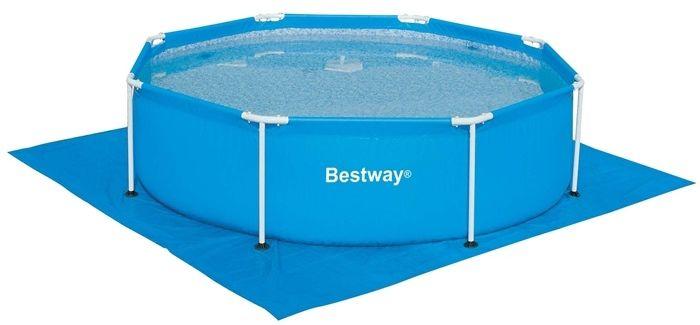 Mata pod basen Bestway 58002 396x396cm