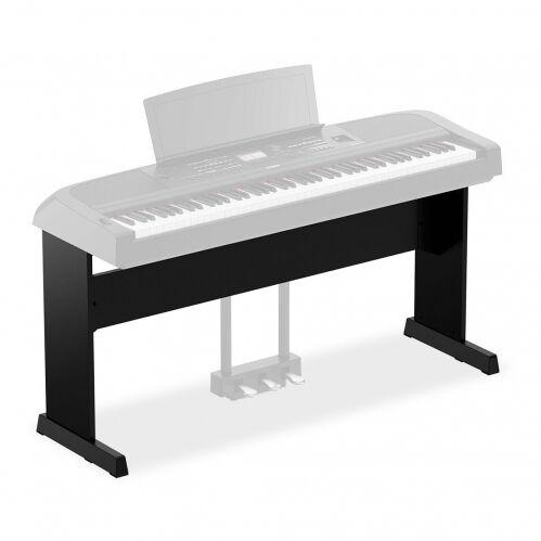 Yamaha L300 B statyw do pianina Yamaha DGX 670 (czarny)