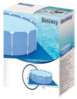 Mata pod basen Bestway 58003 488x488cm