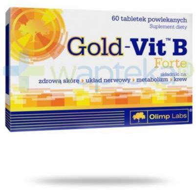 Olimp Gold-Vit B Forte 60 tabletek