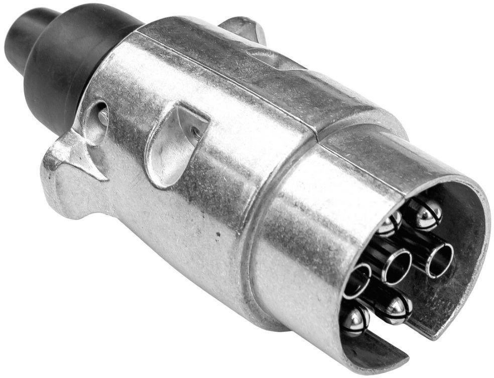 Wtyczka aluminiowa 7-pinowa KNOTT
