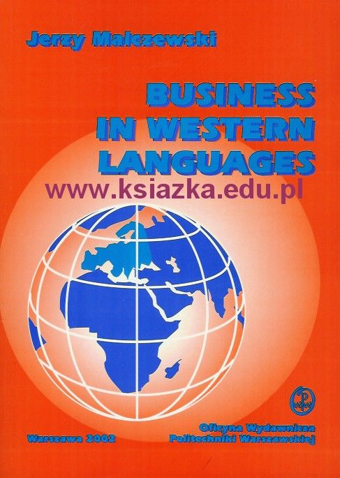 Business in Western Languages