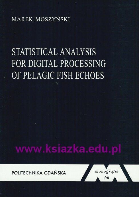 Statistical analysis for digital processing of pelagic fish echoes