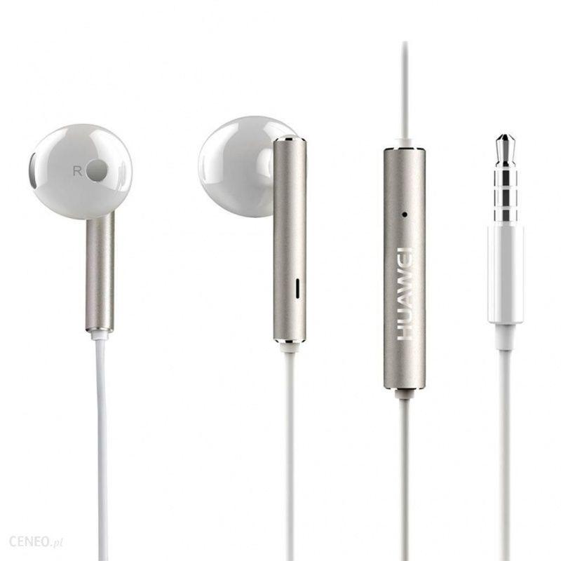 Słuchawkiy Huawei AM116 biały (bulk)