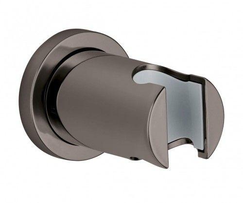 GROHE Rainshower Uchwyt prysznicowy ścienny Hard graphite 27074A00
