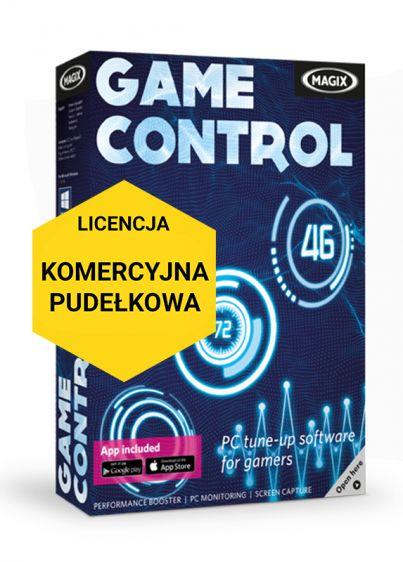 MAGIX Game Control (wersja pudełkowa, licencja komercyjna) - Certyfikaty Rzetelna Firma i Adobe Gold Reseller