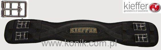 Popręg AIR-TEX ujeżdżeniowy z gumami - Kieffer