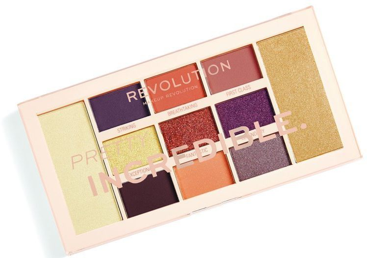 Paleta Cieni Makeup Revolution Pretty Incredible