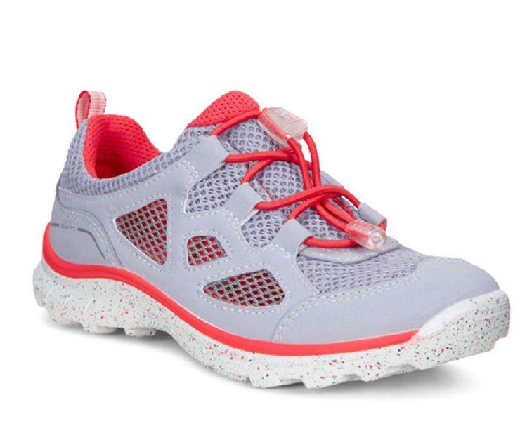 Buty sportowe dziecięce Ecco Biom Trail fioletowe70275259517