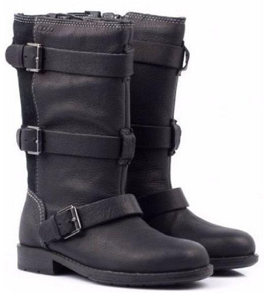 Buty zimowe dziecięce ECCO Saunter czarne72708211001