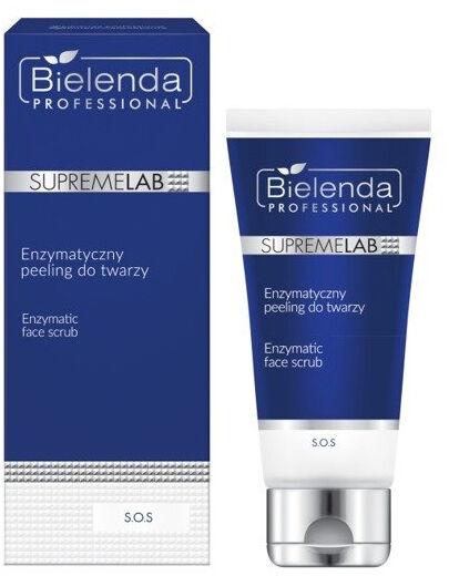 Bielenda Bielenda Professional SupremeLAB S.O.S. Enzymatyczny peeling do twarzy 70g