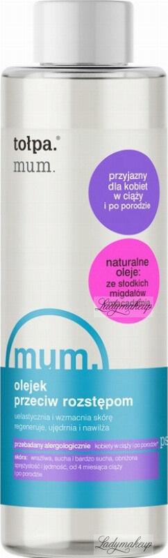 Tołpa - Mum - Olejek przeciw rozstępom - 200 ml