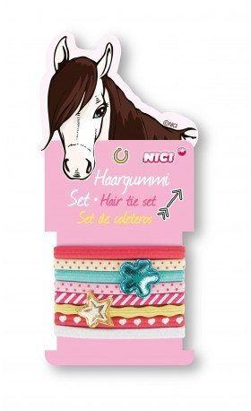 Gumki do włosów koń - NICI