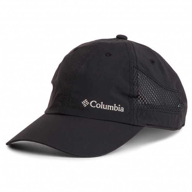 Czapka z daszkiem COLUMBIA - Tech Shade Hat 1539331 Black 010