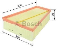 filtr powietrza S-Max  Galaxy  Mondeo IV - Bosch F026400109