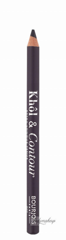 Bourjois - KHOL & CONTOUR - Extra-Long Wear - Długotrwała kredka do oczu - 007 - Prunissime