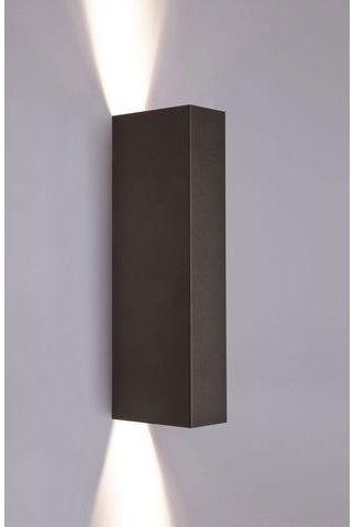 Malmo Black 9705 - Nowodvorski - kinkiet nowoczesny