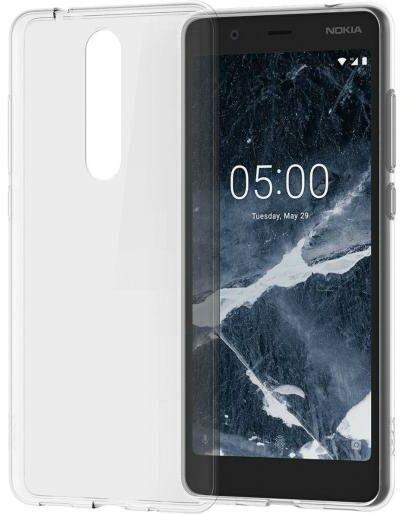 Nokia 5.1 Clear Case CC-109 (przeźroczysty) - szybka wysyłka!