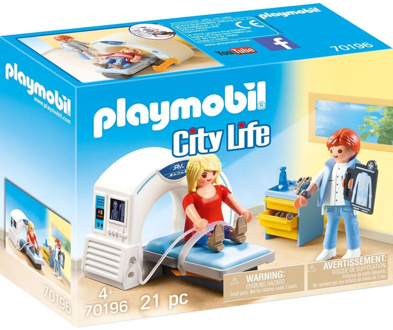 Playmobil - Radiolog 70196