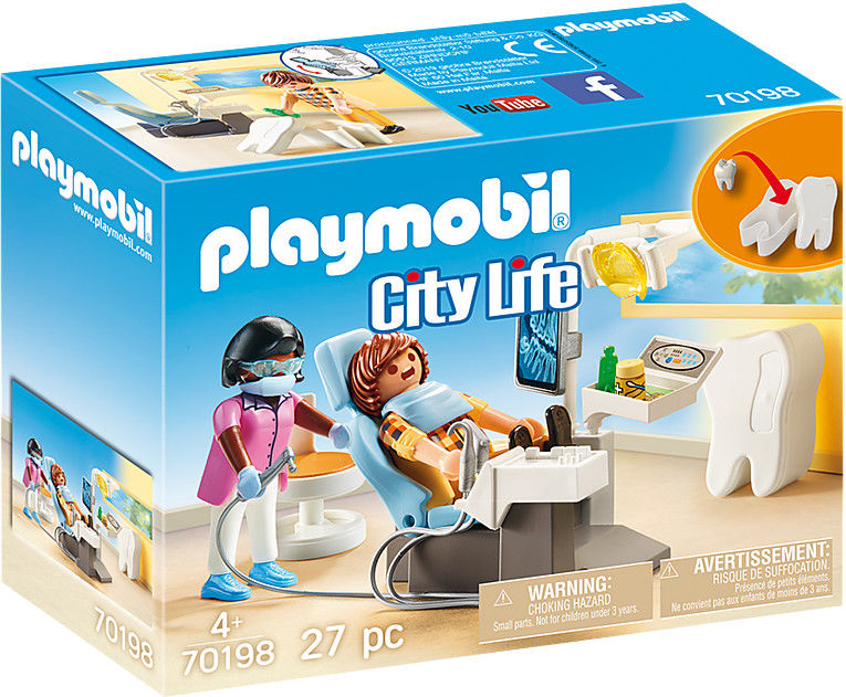 Playmobil - Dentysta 70198