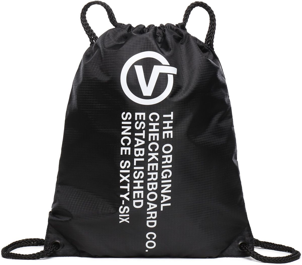 worek sportowy VANS LEAGUE BENCH BAG Black Distortion