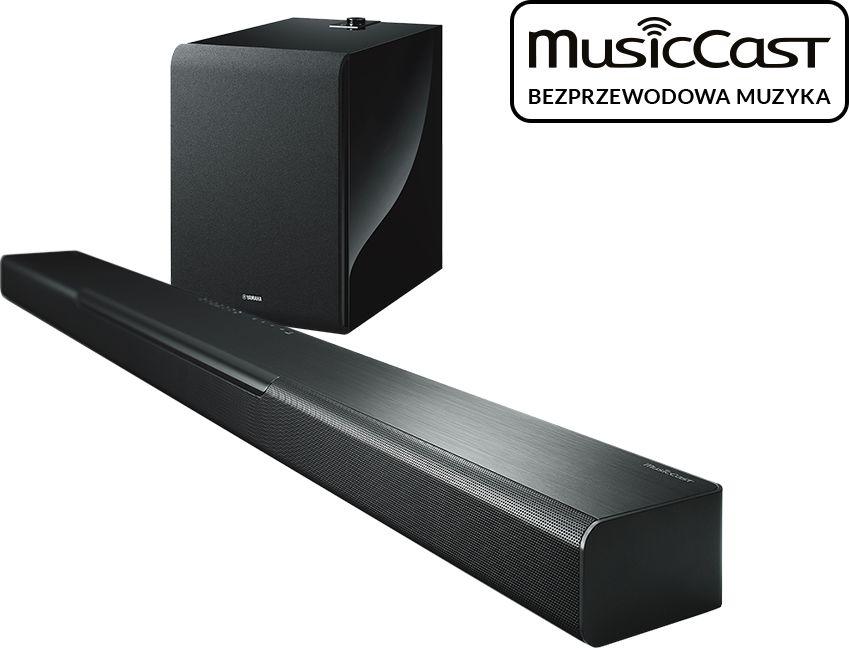 MusicCast BAR 40 (czarny) + MusicCast SUB 100 (czarny)  SALONY FIRMOWE W 12 MIASTACH  25 LAT NA RYNKU  DOSTAWA 0 zł  ODBIÓR OSOBISTY