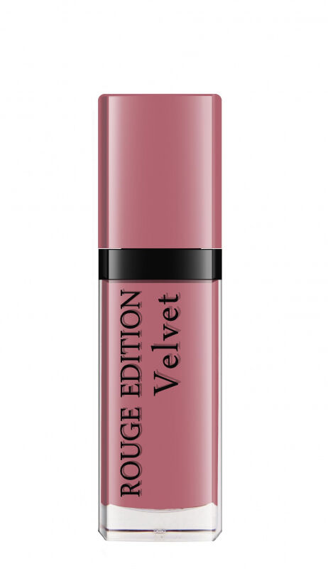 Bourjois - ROUGE EDITION Velvet - Matowa pomadka do ust - 10 - DON''T PINK OF IT !