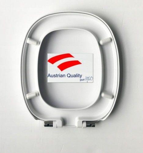 Deska WC soft close duroplast do Cersanit Facile