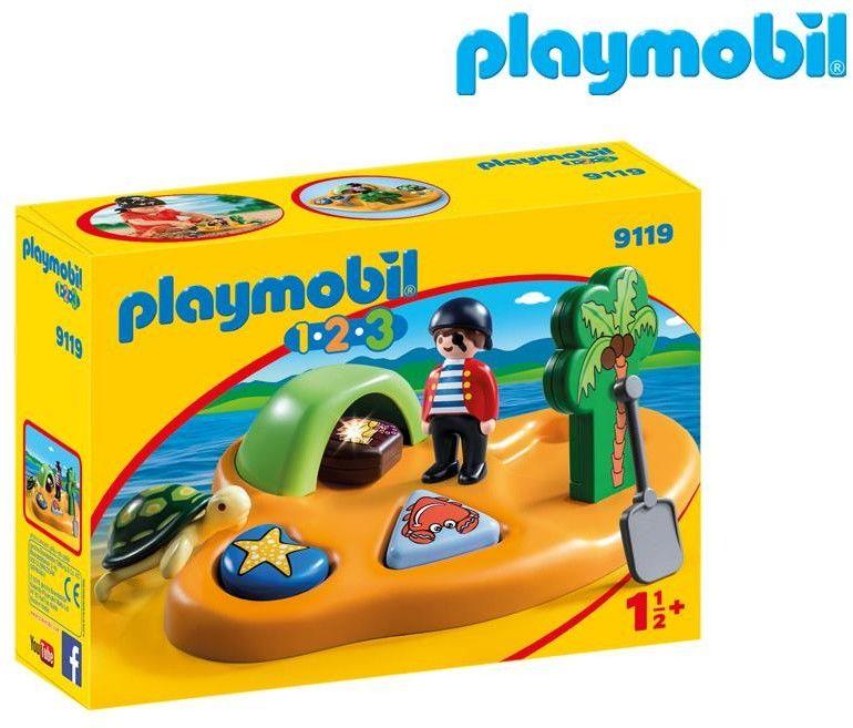 Playmobil - Wyspa piracka 9119