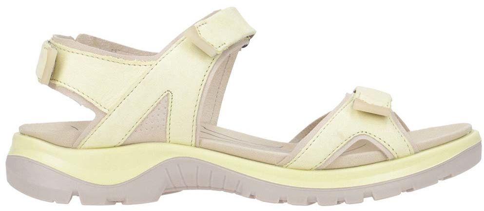Sandały damskie ECCO OFFROAD skórzane żółte82215302530