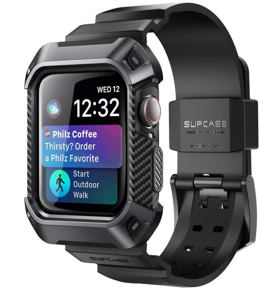 Etui Supcase Unicorn Beetle Pro Apple Watch 4 (44mm) Black