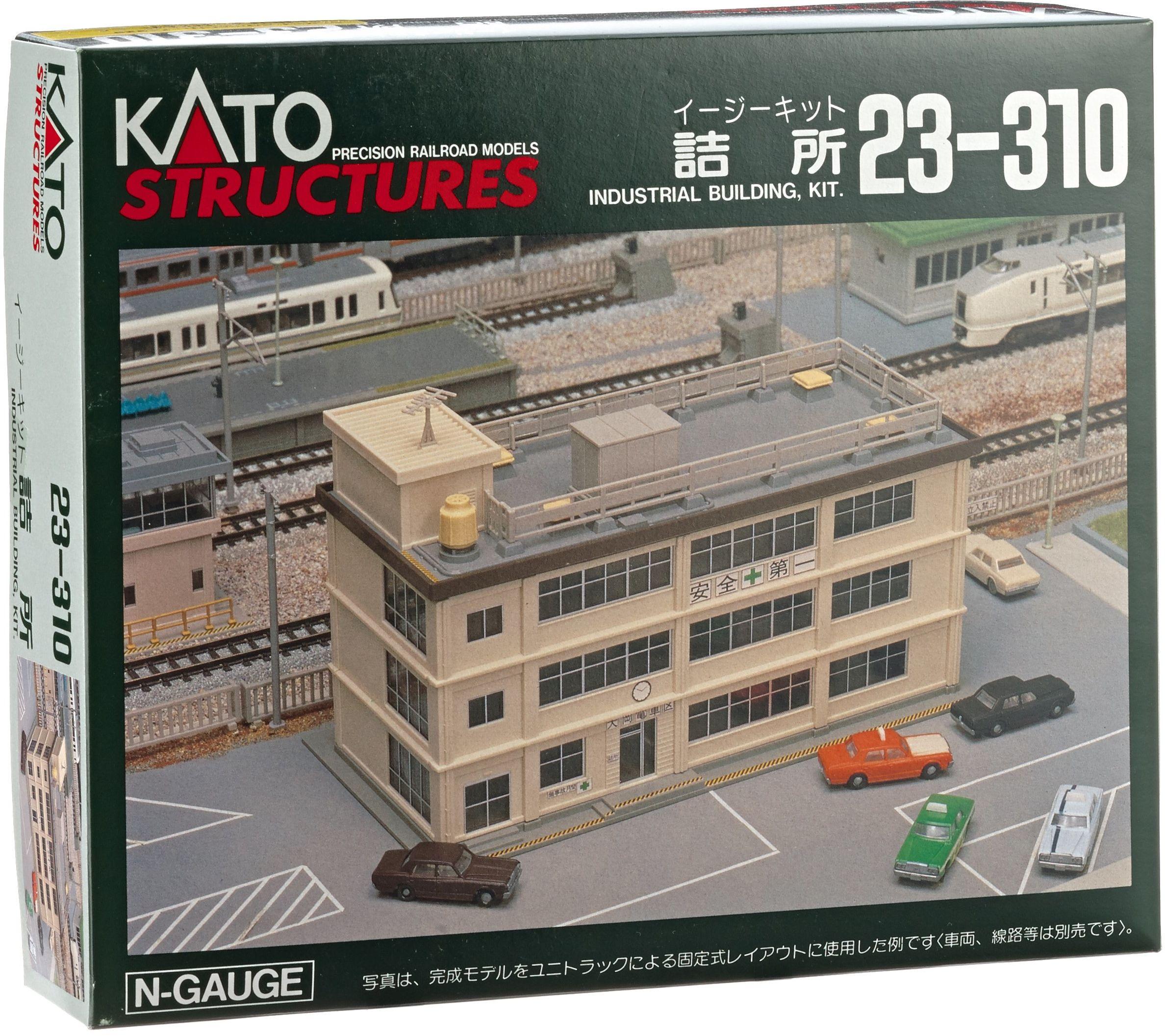 Kato 7074929 - budynki fabryczne