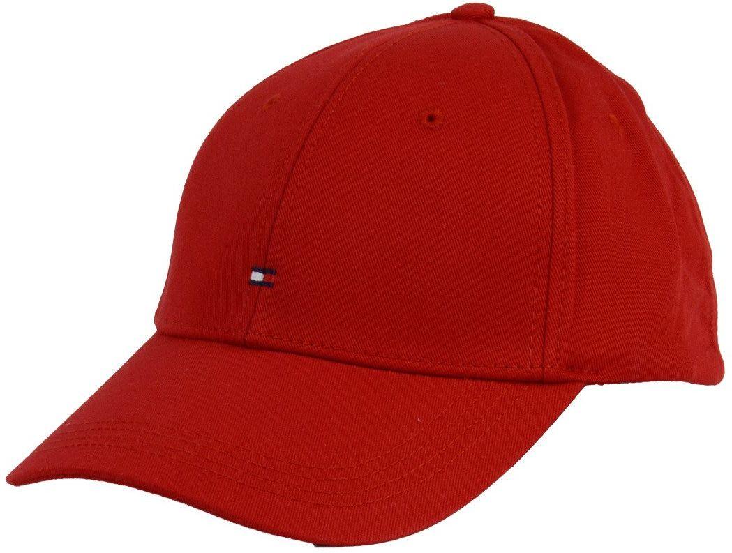 Czapka z daszkiem bejsbolowa Tommy Hilfiger Snapback czerwona - E367895041-611