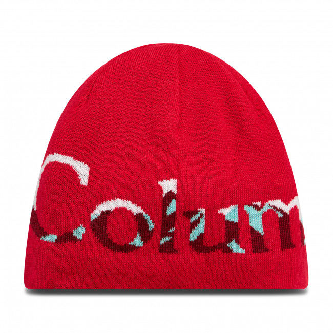Czapka COLUMBIA - Heat  Beanie 1472301 Red Lily 658