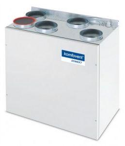 Rekuperator Komfovent Domekt R 200 VE/C4.1