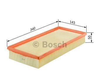 filtr powietrza Mondeo MK3 - Bosch 1457433047
