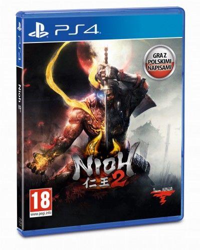 Nioh 2 PS4 Używana