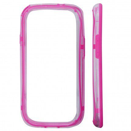 Ochronny bumper / etui do Samsung Galaxy S3 rose