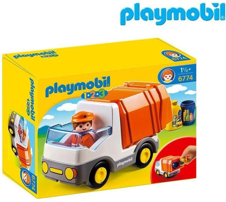 Playmobil - Śmieciarka 6774