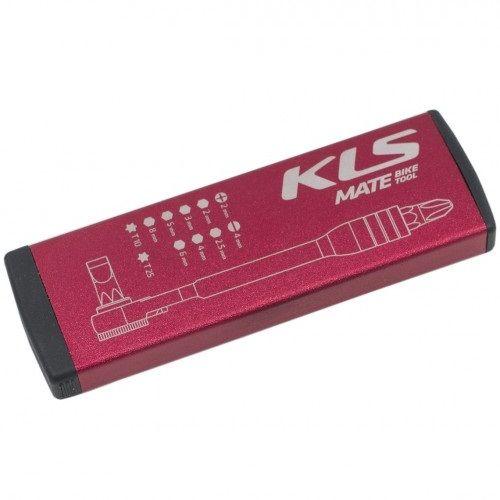 Klucze Kellys Mate czerwone