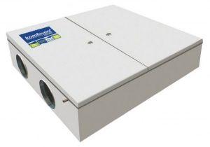 Rekuperator Komfovent Domekt CF 500 FW/C6.1