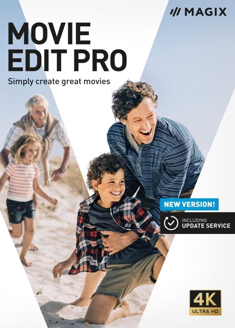 MAGIX Movie Edit Pro (2021) - ESD - cyfrowa - Edu i Gov - Certyfikaty Rzetelna Firma i Adobe Gold Reseller