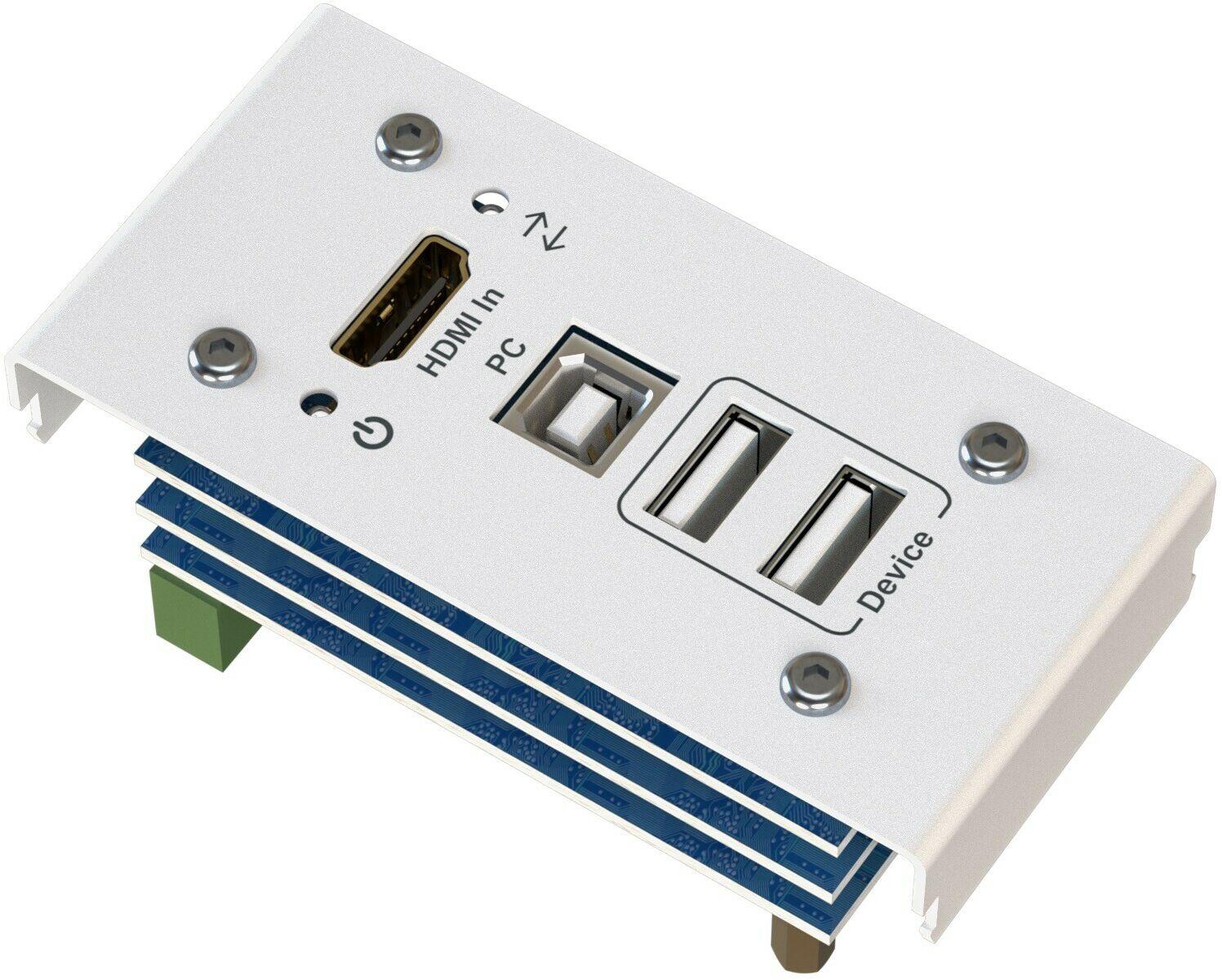 Kindermann Konnect flex 45 HDMI/USB Transmiter