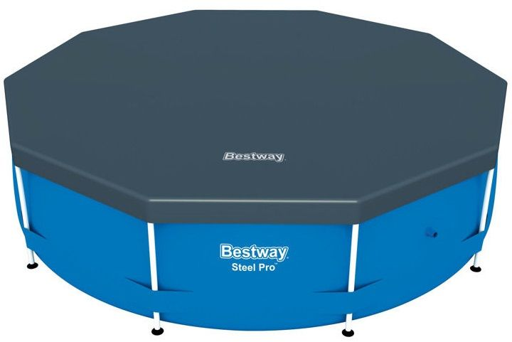 Pokrywa Bestway 58037 366 cm stelaż