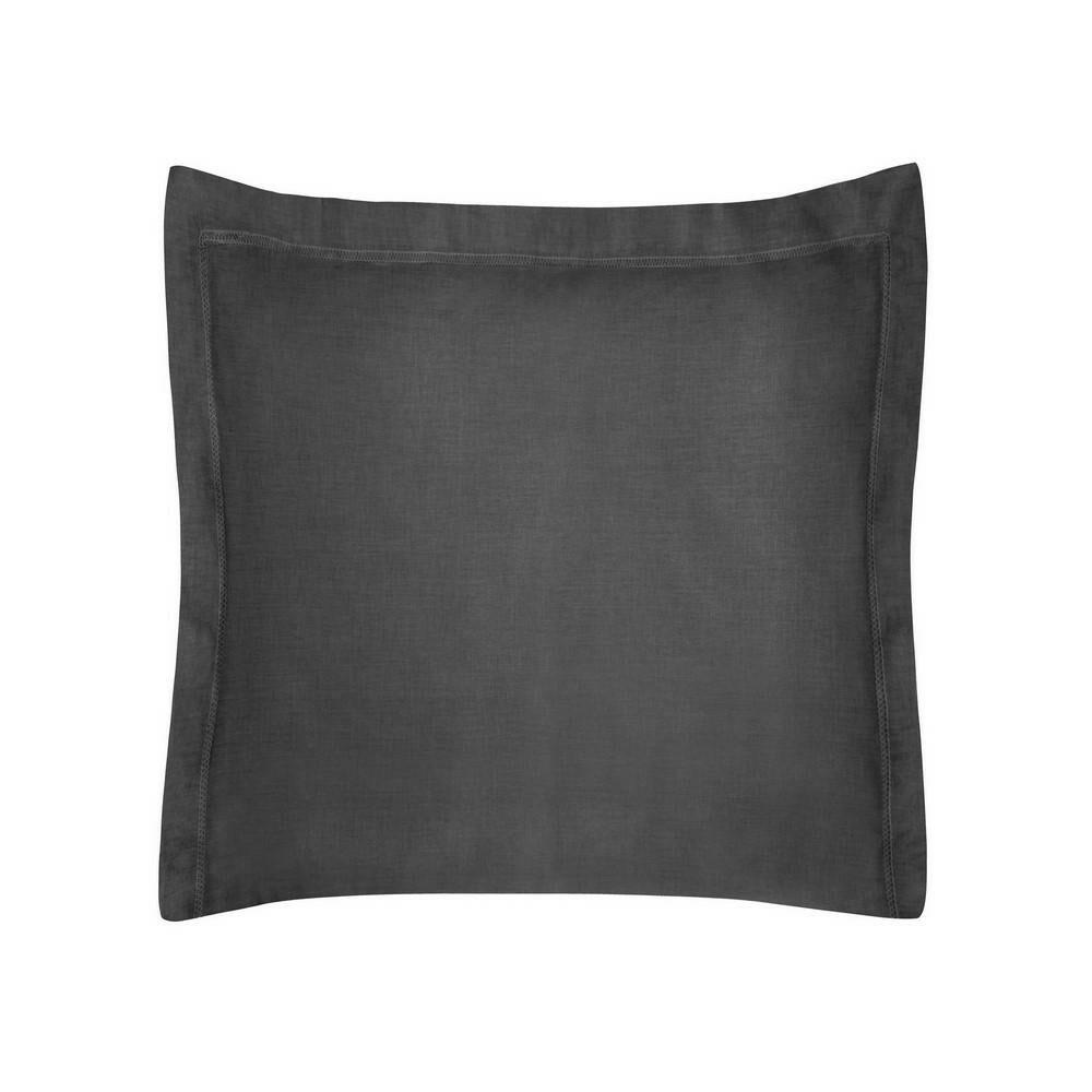 Poszewka bawełniana 40x40 Nova C czarna Eurofirany