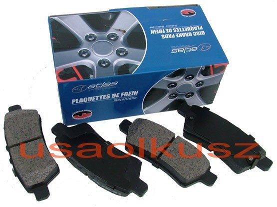 Klocki hamulcowe tylne Nissan Pathfinder 2005-2011