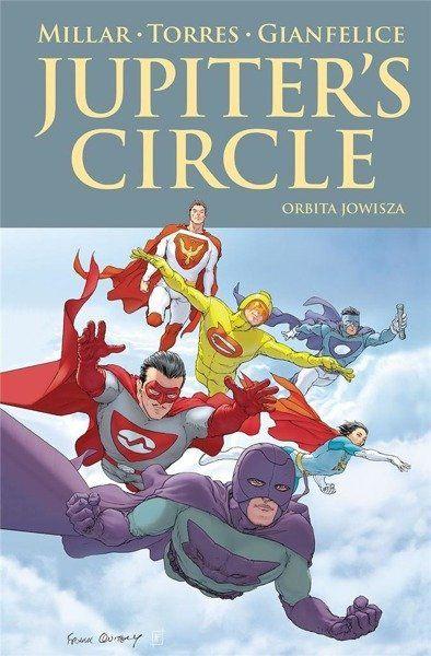 Jupiter''s Circle. Orbita Jowisza - Mark Millar