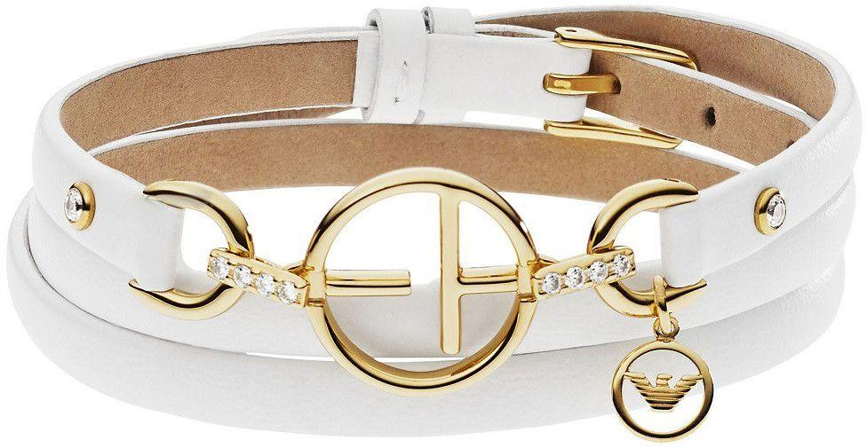 Biżuteria Bransoletka Emporio Armani EG319071017 > Gwarancja Producenta Bezpieczne Zakupy POLECANY SKLEP !